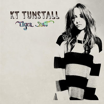 Album Cover…KT Tunstall – Tiger Suit |